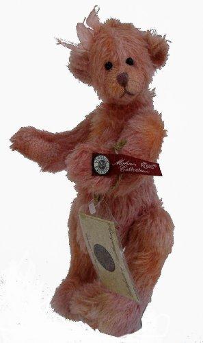 Limited Edition Berrington Pink Mohair Teddy