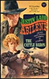 img - for The CATTLE BARON ABILENE #12 book / textbook / text book