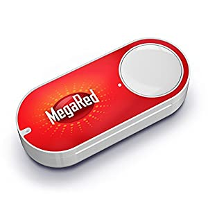 MegaRed Dash Button from Amazon