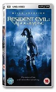 Resident Evil: Apocalypse [UMD Mini for PSP] [2004]