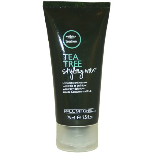 Paul Mitchell Tea Tree Styling Wax, 2.5 Ounce