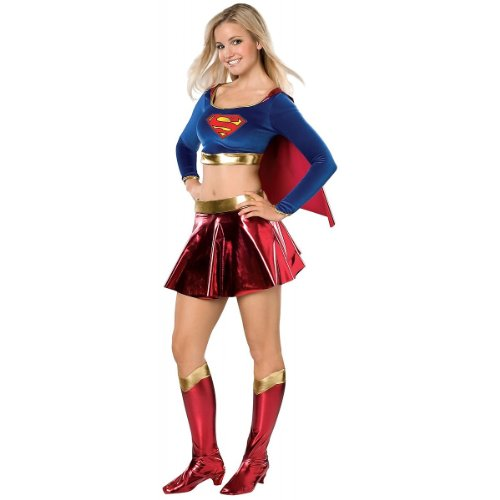 DC Comics Supergirl Teen Costume - Teen - Kid's Costumes