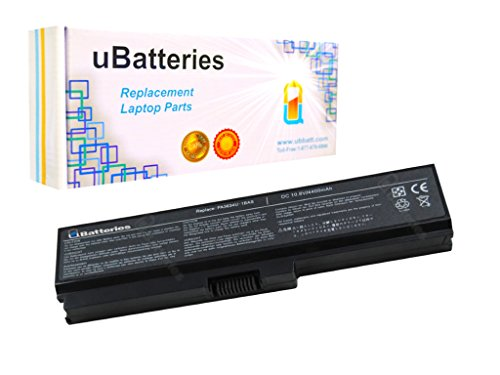 Click to buy UBatteries Laptop Battery Toshiba Satellite C645-SP4011L - 4400mAh, 6 Cell - From only $46.99