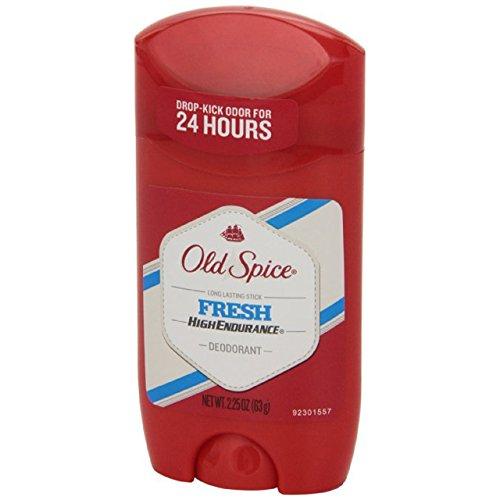 Old Spice オールドスパイス High Endurance Deodorant デオドラント Solid, Fresh フレッシュ 63g