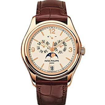 Patek Philippe Annual Calendar Complication Watch in 18K Rose Gold - 5146R-001