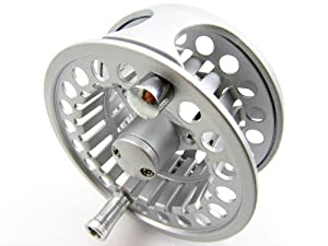 2+1 BB Aluminum Fly Reel 3/4 Flying Fishing Outside Diameter: 70mm by Made in China