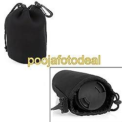 1pcs Size xl Matin Neoprene Soft Camera Lens Pouch bag Case waterproof xl by shopee