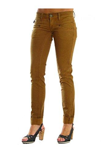 Jeans Freeman T. Porter Alexa Slim Marrone marrone 30W x 32L