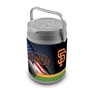 MLB San Francisco Giants Insulated Can Cooler by Picnic Time