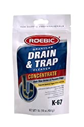Roebic K-67BAG 16-Ounce Granular Drain And Trap Cleaner