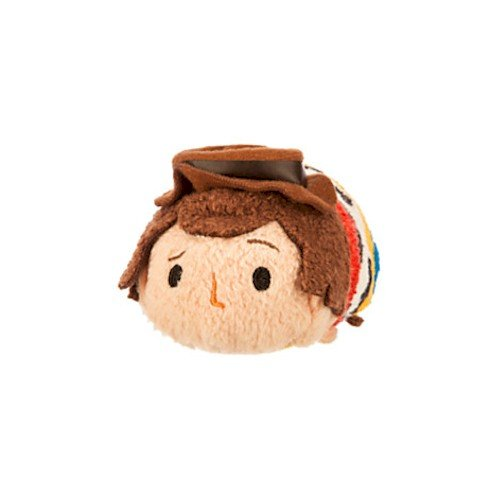 Disney Woody ''Tsum Tsum'' Plush - Toy Story - Mini - 3 1/2''