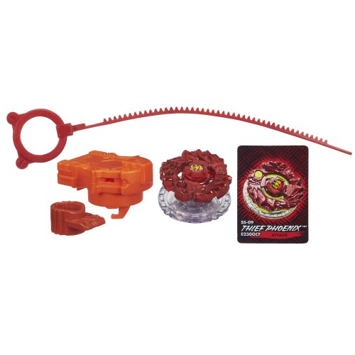 Beyblade E230GCF Shogun Steel Beybattle SS-09 Thief Phoenix Tops - 1