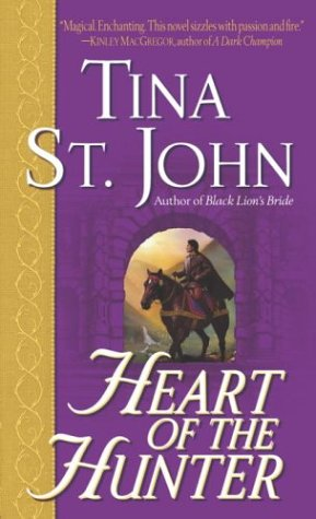 Heart of the Hunter, TINA ST. JOHN