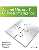 Applied Microsoft Business Intelligence Front Cover