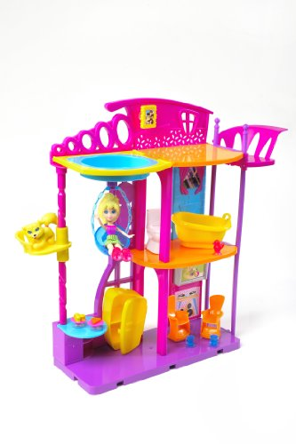 Polly Pocket Hangout Doll House Amazon.com
