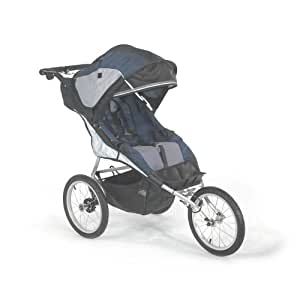 Dreamer Design Slingshot Rps Jogging Stroller, Navy (Discontinued by Manufacturer)
