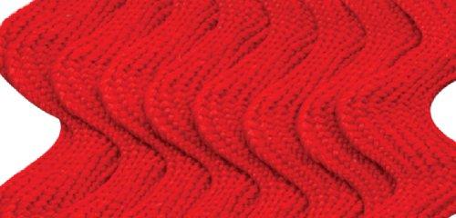 Wrights 117-401-065 Polyester Rick Rack Trim, Red, Medium, 2.5-Yard