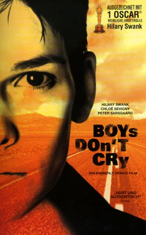 Boys Don't Cry [VHS]