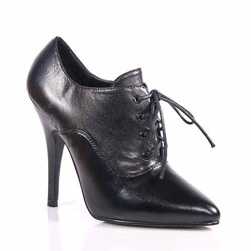 Pleaser Boots Women's SKY-2020 (5000) 6 3/4  Heel Lace-Up Platform Knee Boot
