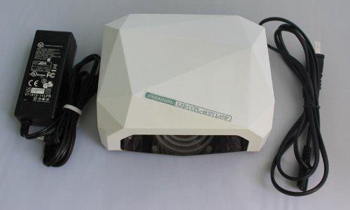 Professional 25W 110V-240V Led + Ccfl Nail Lamp Best Curing Effect Nail Dryer For Uv / Led Gel Nail Polish