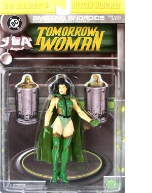 Tomorrow Woman Action Figure - 1