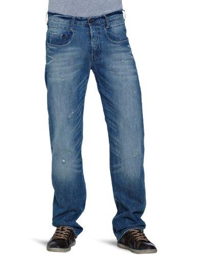 G-Star Basics Nw Radar Low Loose Men's Jeans Medium Aged W30 INxL34 IN