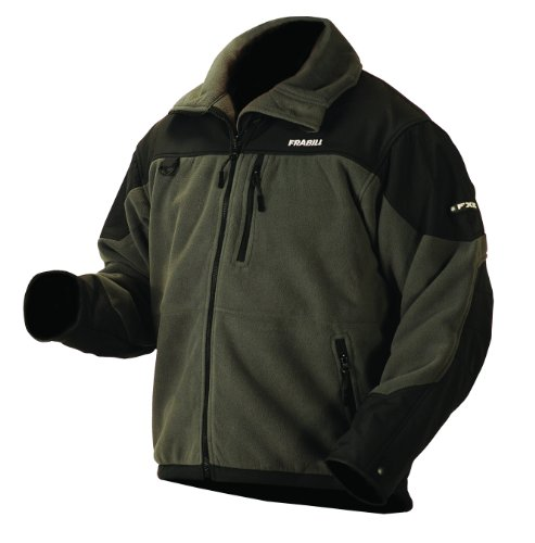 Frabill FXE Wind Proof Fleece Jacket