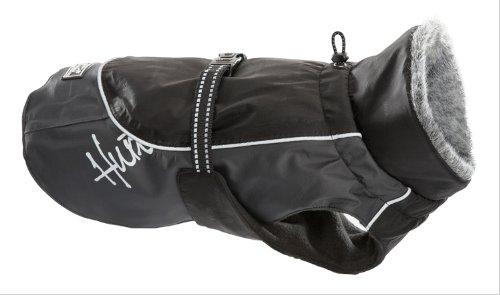 Hurtta Winter Dog Jacket - Black Size 16