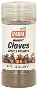 Badia Cloves Ground, 1.75-Ounce (Pack of 12)
