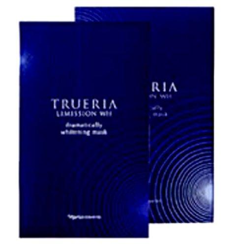 ナリス トゥルーリア リミッション WH ドラマティカリー ホワイトニング マスク 22mL×8枚入