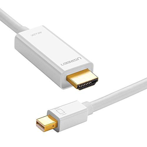 ugreen-mini-displayport-thunderbolt-porta-a-hdmi-maschio-cavo-4kx-2k-per-apple-macbook-macbook-pro-i