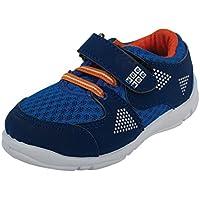 Mee Mee Boy's Blue First Walking Shoes - 10 Kids UK/India (25 EU) (MM-SH-2268)
