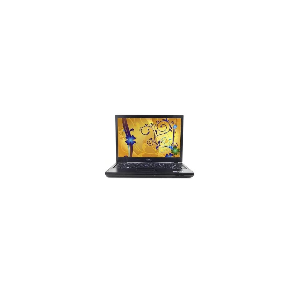 Dell Latitude E4300 Core 2 Duo SP9400 2.4GHz 4GB 160GB DVD±RW 13.3 LED Laptop No Operating System w/6 Cell Battery