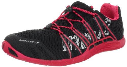 Inov-8 Women's Bare-X Lite 150 Running Shoe,Black/Rose,10.5 M US