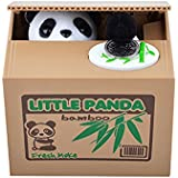 Cute Panda Piggy Bank Saving Money Box