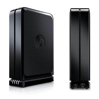 Seagate FreeAgent GoFlex Desk 2 TB USB 2.0 External Hard Drive STAC2000101 (Black)