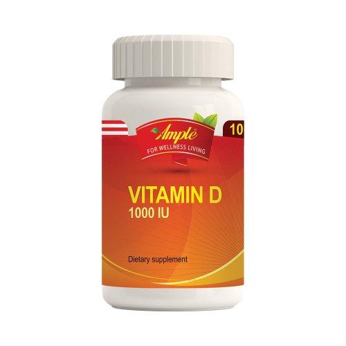 Vitamin D 5000 Iu Per Day