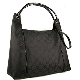 Gucci 152281 F867N Black Handbag
