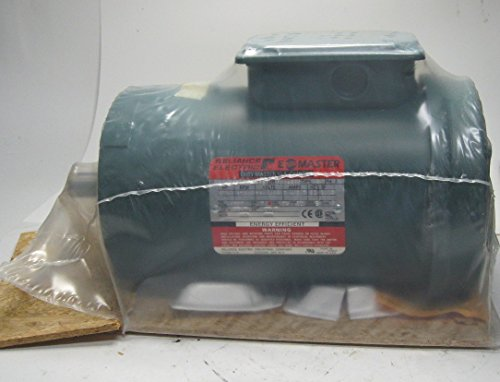 Reliance Electric General Purpose Electric Motor 2 Hp 230/460 Vac P14G9258S