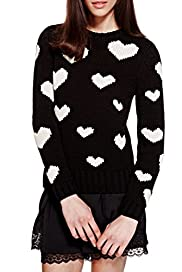 Heart Jumper [T69-2936J-S]
