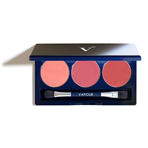 Vapour Organic Beauty Artist Multi-Use Palette, Flame, 11.9 Gram (Vapor Organic Beauty Lip compare prices)
