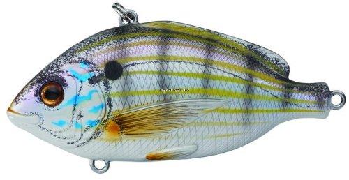 Koppers Lipless Pinfish Rattle Salt Water Lure, Natural/Matte, 3-3/4-Inch, 1-1/8-Ounce