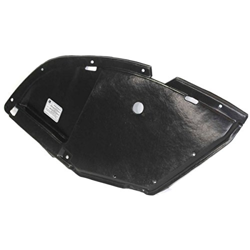 Diften 110-A1935-X01 - New Engine Splash Shield Passenger Right Side Galant MI1228103 6405A177 (05 Mazda 3 Mud Flaps compare prices)