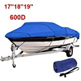 Fish Ski Trailerable Boat Cover Waterproof Boat Cover