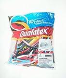 Quaratex balloonマジックバルーン260Qトラディショナルアソート[100本入り】