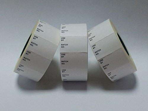 CT726mm x 16mm Prix Étiquettes Pistolet-Imprimé