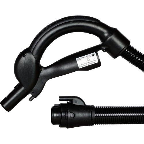 Saugschlauch mit Handgriff, Fernbedienung, Incord, Farbe: schwarz