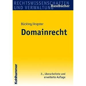 Domainrecht