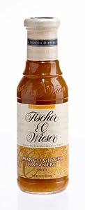Mango Ginger Habanero Sauce from Fischer & Wieser Specialty Foods, Inc.