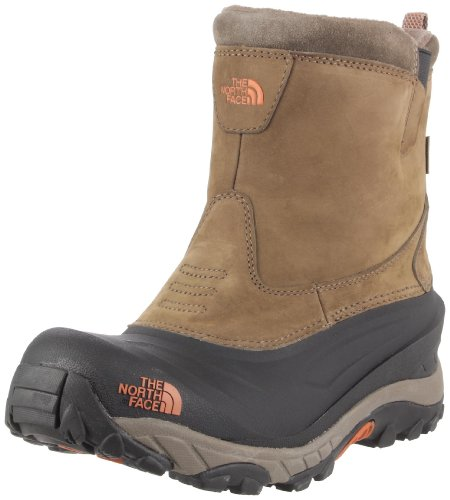 The North Face Men's Arctic Pull-On II Insulated Boot,Mud Pack Brown/Bombay Brown,7.5 M US